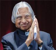 APJ Abdul Kalam gets Wernher von Braun Memorial Award in US