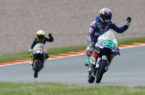 Moto3 Germany - Qualifying Results