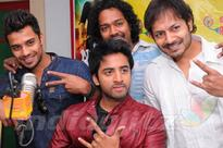 Telugu actor Revanth promotes his film at Radio City