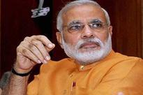 PM Narendra Modi, Sartaj Aziz exchange greetings at Heart of Asia Summit
