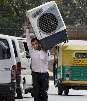 Heat wave in India kills 4620 lives in last four years