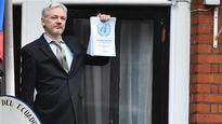 UK denies holding Assange arbitrarily 6hr