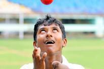 Meet Hariharan, the one-arm boy wonder