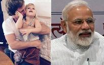 Jonty Rhodes thanks PM Modi for wishing his daughter India on her birthday