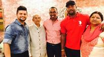 IPL 2016: Dwayne Smith, Dwayne Bravo, Brendon McCullum spend time with brother Suresh Raina and family