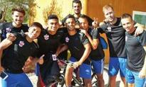 FC Pune City goes to Spain to train