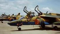 Nigerian Air Force jet attacks Boko Haram, kills 300 + video