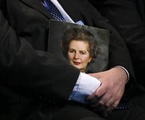 From beyond the grave, 'Iron Lady' Thatcher haunts Britain's EU debate