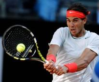 Nadal crushes Federer in Rome