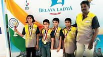 Goa's Leon clinches gold in team chess