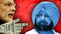 Punjab: Whats the politics behind money laundering case against Amarinder?
