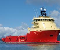Skansi Offshore Holds Naming Ceremony for Havyard Designed PSV Kongsborg