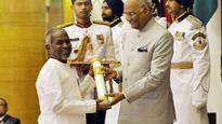 Padma awards: President Kovind honours Illaiyaraja and others at glittering ceremony at Rahtrapati Bhavan