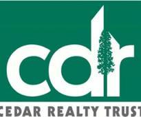 Cedar Realty Trust Inc (CDR) Trading Down 5.4%