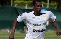 Burkina Faso's Derme dies in the middle of a game in France