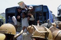 Police foil JKLF march in Lal Chowk, detain dozens