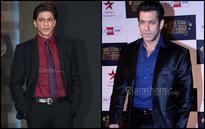 Proof that Salman Khan is a Jabra fan of Shah Rukh Khan!