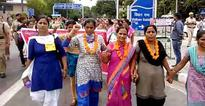 21 anganwadi workers felicitated by Delhi govt