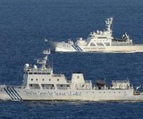 Japan warns China vs. naval incursions near disputed island