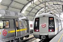 Two Delhi Metro Trains Collide at Kalindi Kunj Depot During Trial Run