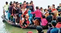 Overloaded motorised country boats catch fire easily: Bihar boatmen