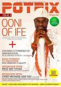 Ooni of Ife covers Potrix Magazine, U.N.N Edition