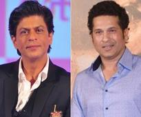 Sachin's special message for SRK