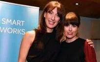 Samantha Cameron and former aide Isabel Spearman reunite to launch fashion charity event