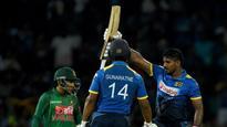 #SLvBAN: Kusal Perera guides Lanka to six-wicket win in 1st T20
