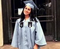 Saif Ali Khan's daughter Sara is now a Columbia graduate
