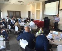 Students and professors meet for Third Fudan-UC Young Scholar Conference at UCSD