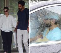 Saif Discharged from Hospital after a Minor Surgery, with Wife Kareena by His Side