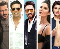 #2017Recap: Salman Khan, Akshay Kumar, Ajay Devgn, Katrina Kaif, Jacqueline Fernandez, Ali Abbas Zafar score multiple records
