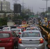 Mumbai's monsoon woes begin