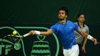 LMW ITF Men's International Tennis Tournament: Sumit Nagal faces shock defeat in quarters