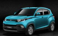 Mahindra KUV100 LHD variant being readied for export