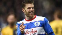 QPR's Mackie suffers ankle injury