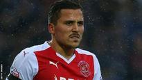 Shrewsbury sign Fleetwood's Sarcevic