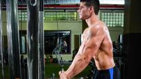 Heavy triceps training for maximum muscle