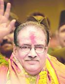 Prachanda elected PM, India reacts cautiously