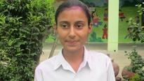 Haryana board Class 10: Topper wants to empower women via IAS