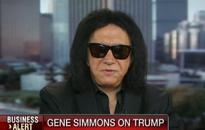 Kiss Front Man Gene Simmons: Celebrities Should SHUT THEIR PIE HOLES About Politics (VIDEO)