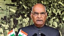 Independence Day 2017: Inclusion of everyone necessary in building new India, says President Kovind