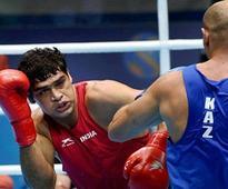 Asian Boxing Championship: Satish Kumar, Manish Panwar bow out in quarterfinals