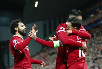 UEFA Champions League: Real Madrid edge Dortmund; Liverpool rout Spartak