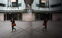 BBC launches staff pay review to quell anger over gender gap