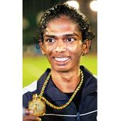 Light at the end of tunnel for Santhi Soundarajan