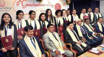103 students receive degrees at JSS Law College