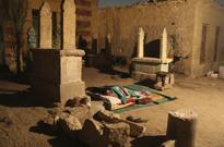 In photos: Life meets death in Egypt's Cairo Necropolis