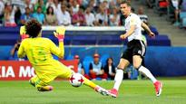 Confederations Cup 2017: Germany through to semis after Leon Goretzka's double sinks Mexico